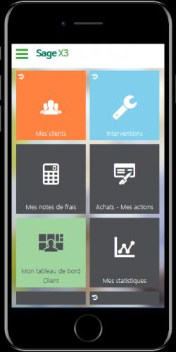 Iphone X3 petit